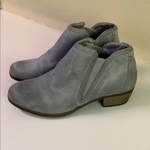 Maurices slip on ankle bootie